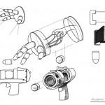 Model sheet, 1999